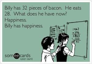 bacon joke
